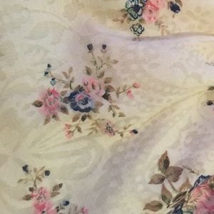 Maurices Skirts - Floral skirt.