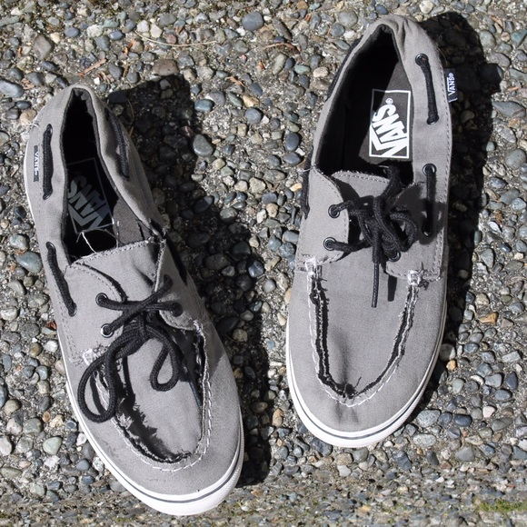 vans loafers