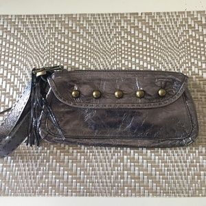 Carla Mancini  Handbags - Carla Mancini leather wristlet