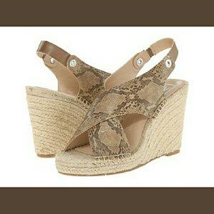 DV by Dolce Vita Shoes - NIB DV Dolce Vita wedge sandals