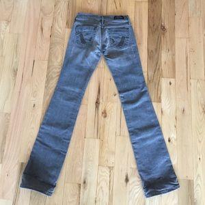 James Jeans Denim - Dry aged denim boot cut jeans