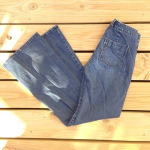 LUCKY BRAND PARK AVE HIGH RISE JEANS SIZE 2