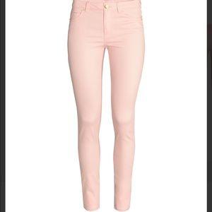 NWOT H&M skinny pants. Sz 8