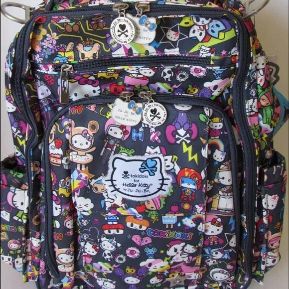 480aef053 Bags | Jujube Tokidoki Hello Kitty Dream World Brb | Poshmark