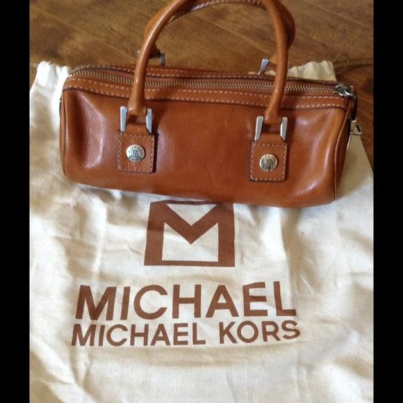 Michael Kors Handbags - Michael Kors Barrel Handbag