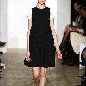 Behnaz Sarafpour Dresses & Skirts - Behnaz Sarafpour Black Babydoll Dress