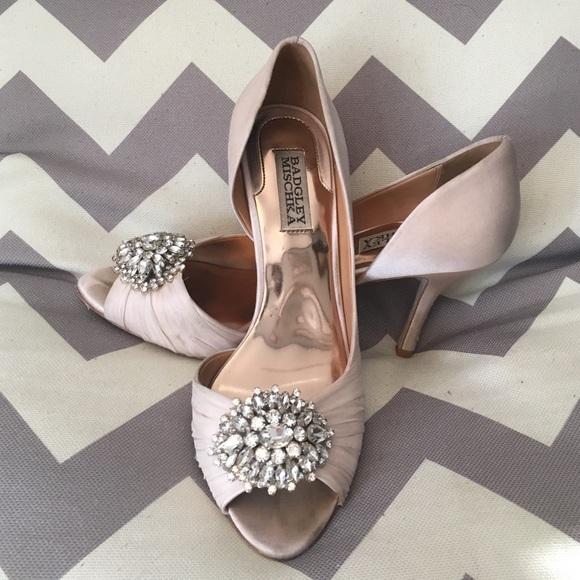 6e9470f67414 Badgley Mischka Shoes - Badgley Mischka Blush