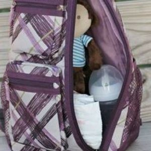 replica hermes handbags birkin - 29% off Thirty one Handbags - Thirty one sling back bag from ...