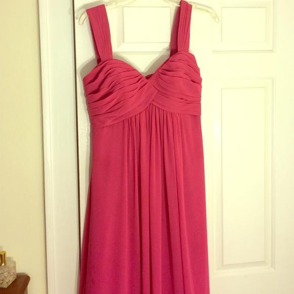 719781049eff Bill Levkoff Dresses   Bridesmaids Dress 984 Watermelon   Poshmark