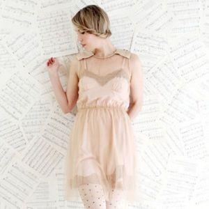 Rodarte for Target pink tulle dress