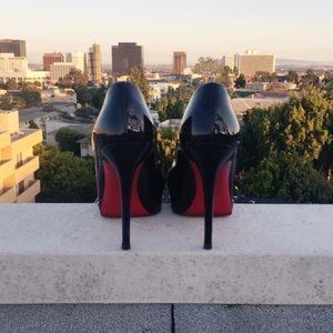Christian Louboutin Shoes - Christian Louboutin 120 Patent Pumps