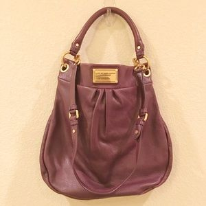 Marc by Marc Jacobs Classic Q Hillier Hobo+Wallet