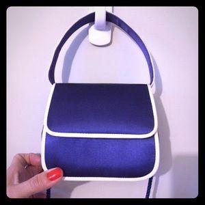 Preston & York Handbags - Blue Preston & York Crossbody Bag