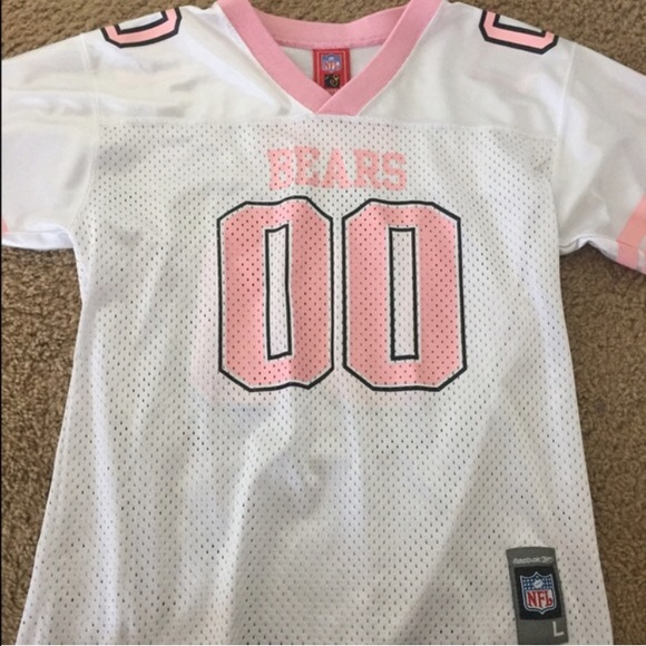 the latest 3d462 c44bd Girls Chicago Bears Jersey