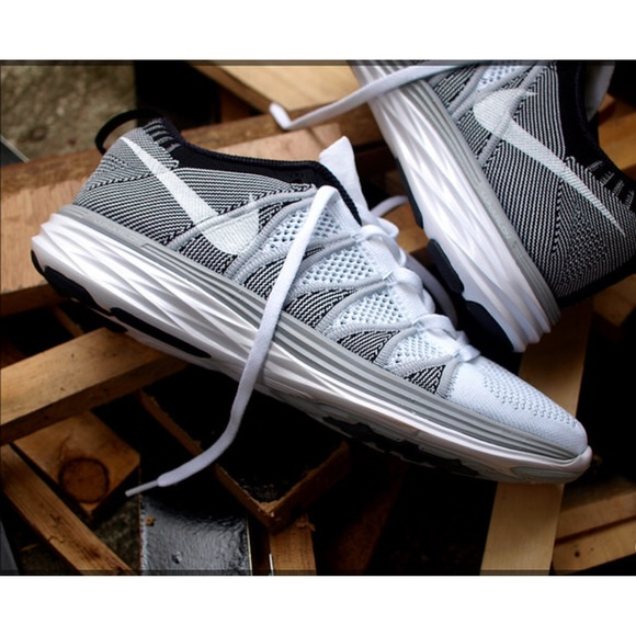 clearance prices genuine shoes reputable site sale flyknit lunar 2 best color rød 0f0a9 7d604