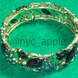 Boutique Jewelry - 🎉HP 6/22🎉 Bronze & Black Boho Cuff Bracelet