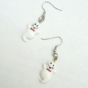 Jewelry - SPOOKY earrings!