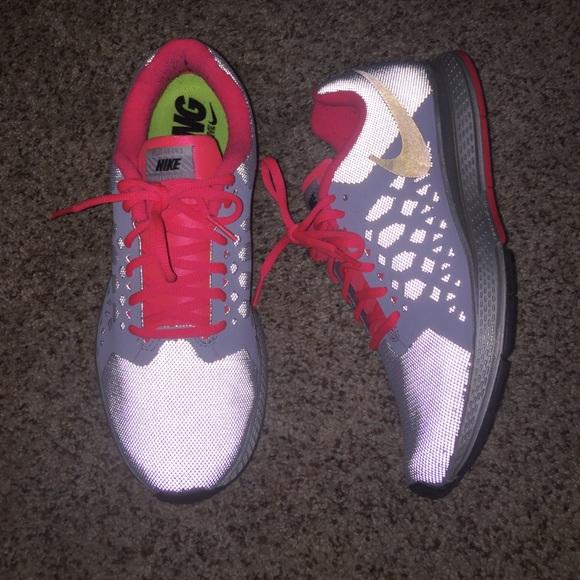 promo code 6e94c 961ab Nike Zoom Pegasus 31 H2o Repel Reflective Flash. M 5715dd236802788f1001023e