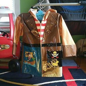 Kidorable  Other - Kids Kidorable brand Pirate raincoat