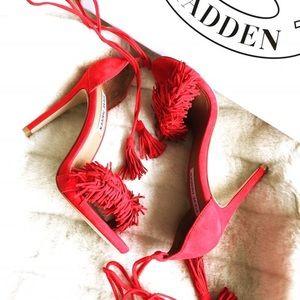 92a6a05bdd8 Steve Madden Shoes - Seven Madden Sassy Leg Ties