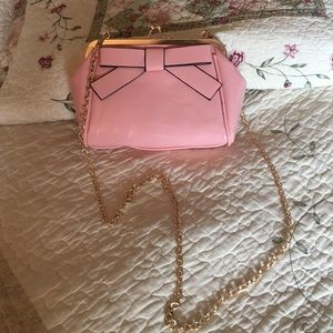 Handbags - Cute PINK clutch
