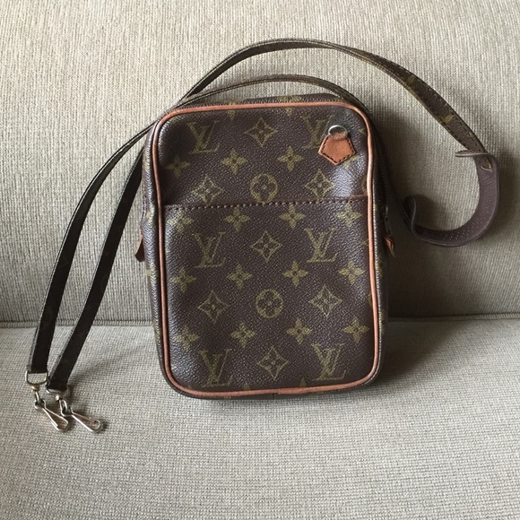 8636eb32ded Louis Vuitton Handbags - Vintage Louis Vuitton Danube