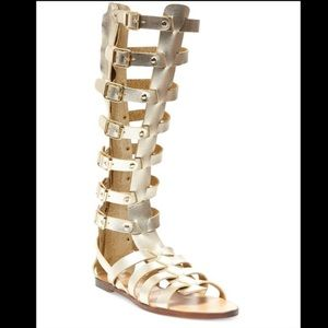 Madden Girl Shoes - 🎉1 HR Sale❗️Madden Girl Penna tall Shaft Gl.S.