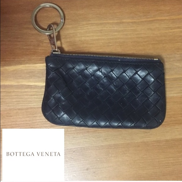 84c3e6c27f67e Bottega Veneta Accessories - Bottega Veneta intrecciato Nappa key chain  wallet