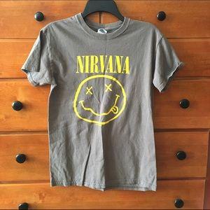 Classic Nirvana Tee