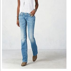 True Religion HAND PICKED BOOTCUT WOMENS