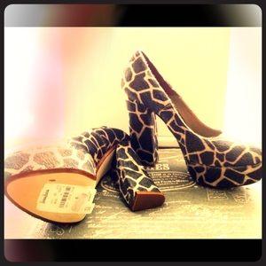 Dee Keller Shoes - Cobalt shoes by Dee Keller