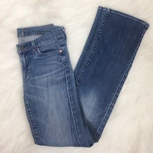 7 for all Mankind Denim - 7 For All Mankind Flare Jeans