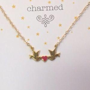 Jessica Elliot Jewelry - Love Dove Necklace