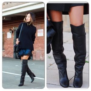 Authentic American Heritage Over the Knee Boots
