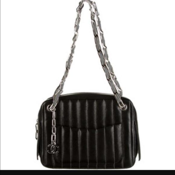 0992b511d467 CHANEL Handbags - Chanel Mademoiselle Ligne Bag
