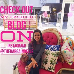 Check out my blog on Instagram @thebargainbelle