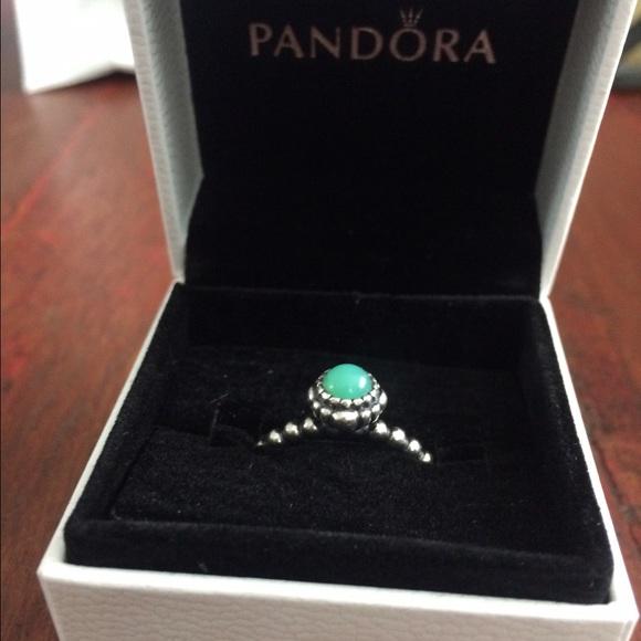 pandora ring may birthstone