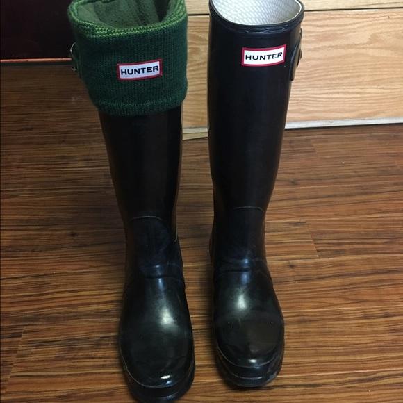 Hunter Original Tall Waterproof Boot 6VN8eZ