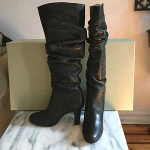 Marche- Vous pull on leather boots