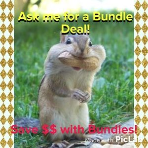 Other - Ask me for a Bundle deal!