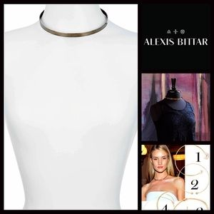 ALEXIS BITTAR Collar Necklace