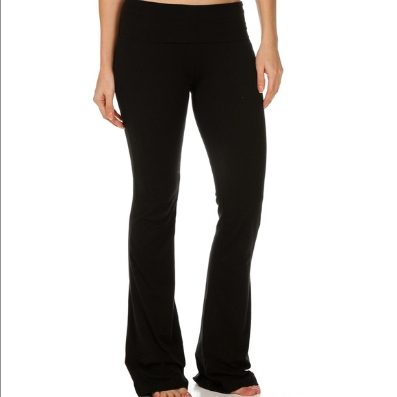 76% off Victoria's Secret Pants - Victoria's Secret X-Long Yoga ...