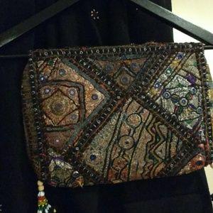 Vintage Party Clutch bag