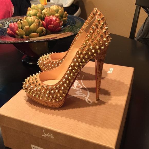 53% off Christian Louboutin Shoes - Christian Louboutin Alti Pump ...
