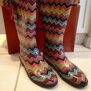 Missoni Shoes - Missoni Rain Boots