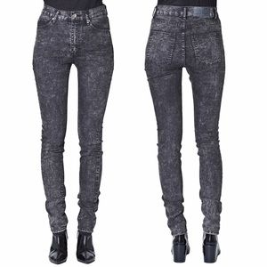 black cheap monday skinny jeans on Poshmark