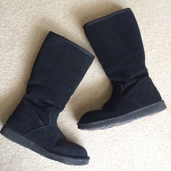 Ugg Ugg Tall Boots Side Zipper From Dia S Closet On
