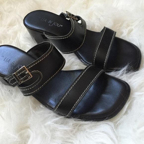 Lia Bijou Shoes - 🆕Lia Bijou Sandals 76d14db28528