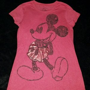 Disney music crew tshirt