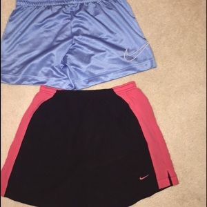 Nike Dri-Fit Workout Shorts Athletic Fit